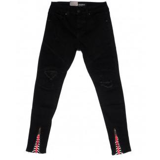 1201 M.Sara джинсы мужские молодежные модные осенние стрейчевые (28-36, 6 ед.) M.Sara: артикул 1100130