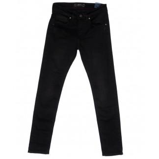 6153 Denim джинсы мужские черные осенние стрейчевые (29-36, 8 ед.) Denim: артикул 1100157