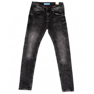 5966 Botticeli джинсы мужские полубатальные с царапками осенние стрейчевые (29-36, 8 ед.) Botticelli: артикул 1100160