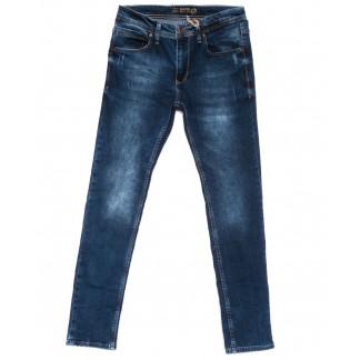 6145 Destry джинсы мужские полубатальные с царапками осенние стрейчевые (32-40, 8 ед.) Destry: артикул 1100167