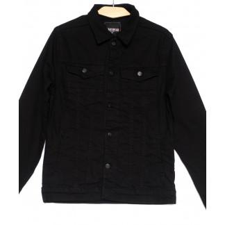 3068 Big Gastino куртка мужская джинсовая модная осенняя стрейчевая (S-XL, 5 ед.) Big Gastino: артикул 1100224