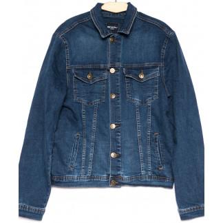 5322-1 Revanj куртка мужская джинсовая батальная осенняя стрейчевая (XL-4XL, 4 ед.) Revanj: артикул 1100225