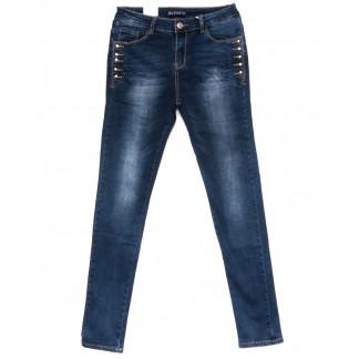 0310 Nice Toxic джинсы женские на байке зимние стрейчевые (40-48, евро, 5 ед.) Nice Toxic: артикул 1100243