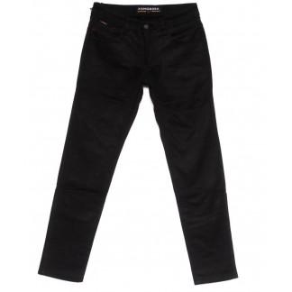 2093 Fangsida джинсы мужские молодежные на флисе зимние стрейчевые (27-33, 8 ед.) Fangsida: артикул 1100354