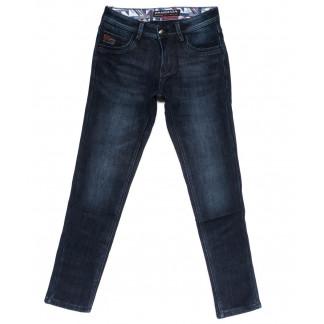 8266 Fangsida джинсы мужские молодежные на флисе зимние стрейчевые (27-34, 8 ед.) Fangsida: артикул 1100355