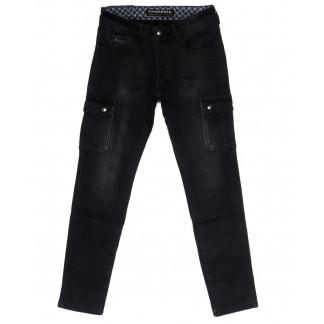 8240 Fangsida джинсы мужские молодежные на флисе зимние стрейчевые (27-33, 8 ед.) Fangsida: артикул 1100360