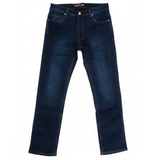 3713 Bigboss джинсы мужские синие на флисе зимние стрейчевые (31-36, 8 ед.) Bigboss: артикул 1100470