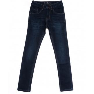 2022-X LS джинсы мужские молодежные на флисе зимние стрейчевые (27-34, 8 ед.) LS: артикул 1100595