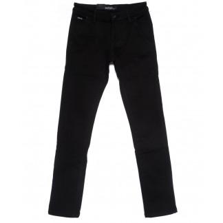4006-X LS брюки мужские молодежные на флисе зимние стрейчевые (27-34, 8 ед.) LS: артикул 1100618