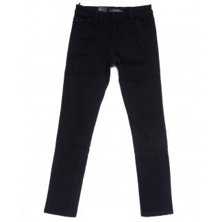 4018-X LS брюки мужские молодежные на флисе зимние стрейчевые (27-34, 8 ед.) LS: артикул 1100619