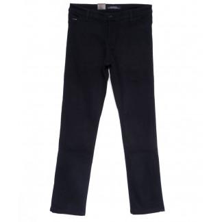 4029 LS брюки мужские полубатальные темно-синие на флисе зимние стрейчевые (32-38, 8 ед.) LS: артикул 1100623