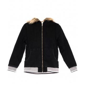 0910-7 X куртка женская модная осенняя стрейчевая (S-M, 4 ед.) X: артикул 1100819