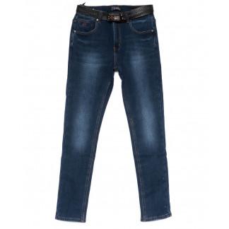 0383 DKNS джинсы женские батальные на флисе зимние стрейчевые (30-36, 6 ед.) DKNS: артикул 1100775