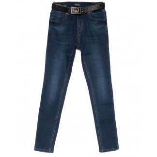 0582 DKNS джинсы женские полубатальные на флисе зимние стрейчевые (28-33, 6 ед.) DKNS: артикул 1100777