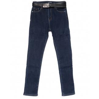 9405 LDM джинсы женские батальные на флисе зимние стрейчевые (30-36, 6 ед.) LDM: артикул 1100782