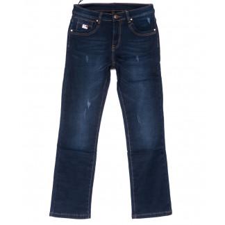 3505 New jeans джинсы мужские с царапками на флисе зимние стрейчевые (29-38, 8 ед.) New Jeans: артикул 1100965
