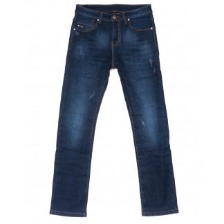 3514 New jeans джинсы мужские молодежные с царапками на флисе зимние стрейчевые (28-36, 8 ед.) New Jeans: артикул 1100967
