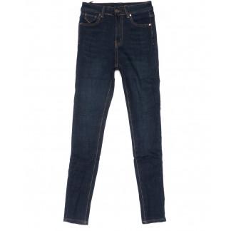 3520 New jeans американка на флисе зимняя стрейчевая (25-30, 6 ед.) New Jeans: артикул 1100969