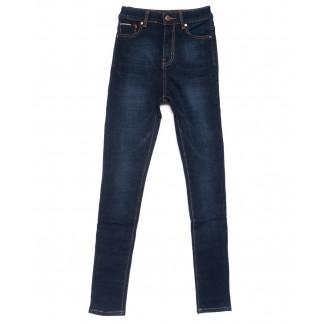 3515 New jeans американка на флисе зимняя стрейчевая (25-30, 6 ед.) New Jeans: артикул 1100983