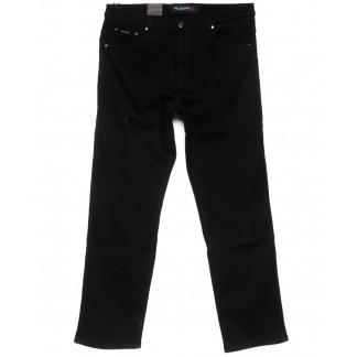 89010-D LS джинсы мужские батальные черные на флисе зимние стрейчевые (34-42, 8 ед.) LS: артикул 1101060