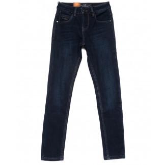 2020-Т LS джинсы на мальчика на флисе зимние стрейчевые (24-30, 7 ед.) LS: артикул 1101068