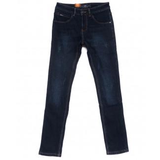 2021-X LS джинсы мужские молодежные на флисе зимние стрейчевые (27-34, 8 ед.) LS: артикул 1101070