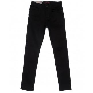 0603 Red Moon джинсы мужские черные на флисе зимние стрейчевые (28-34, 7 ед.) Red Moon: артикул 1101095