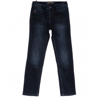 6135 Haosifang джинсы мужские полубатальные на флисе зимние стрейчевые (32-38, 8 ед.) Haosifang: артикул 1101126