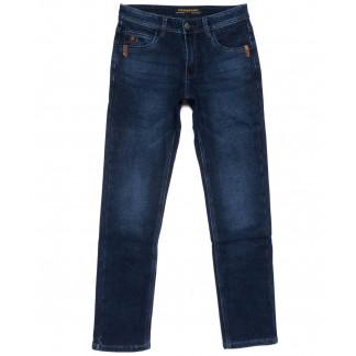 6121 Haosifang джинсы мужские классические на флисе зимние стрейчевые (29-38, 8 ед.) Haosifang: артикул 1101137