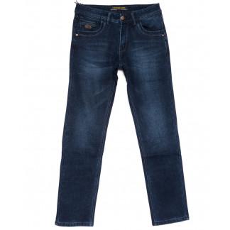 6128 Haosifang джинсы мужские классические на флисе зимние стрейчевые (31-38, 8 ед.) Haosifang: артикул 1101140