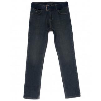 7269 Тommy Hilfiger джинсы мужские полубатальные синие на флисе зимние стрейчевые (32-38, 7 ед.) Tommy Hilfiger: артикул 1101408