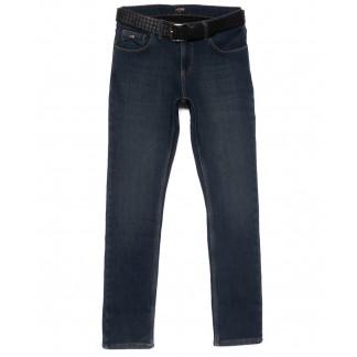 7273 Armani джинсы мужские полубатальные синие на флисе зимние стрейчевые (32-38, 7 ед.) Armani: артикул 1101409