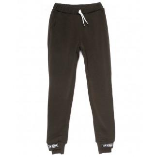 0224-коричневые X брюки женские коричневые осенние стрейчевые (42-48, 4 ед) X: артикул 1101463