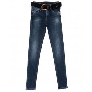 9454-664 Colibri джинсы женские зауженные синие осенние стрейчевые (25-30, 6 ед.) Colibri: артикул 1101520