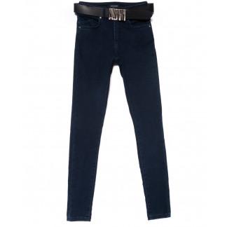 2119-668 A.N.G. джинсы женские зауженные синие осенние стрейчевые (25-29, 6 ед.) A.N.G.: артикул 1101530