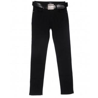 9465-B-686 Colibri джинсы женские полубатальные черные на байке зимние стрейчевые (28-33, 6 ед.) Colibri: артикул 1101546