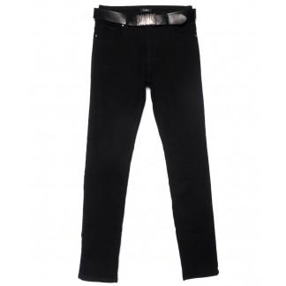 9464-B-686 Colibri джинсы женские батальные черные на байке зимние стрейчевые (30-36, 6 ед.) Colibri: артикул 1101548