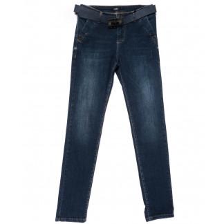 9247-B-561 Colibri джинсы женские полубатальные зауженные синие осенние стрейчевые (28-33, 6 ед.) Colibri: артикул 1101552