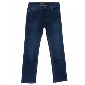 6657 Bagrbo джинсы мужские полубатальные синие осенние стрейчевые (32-38, 8 ед.) Bagrbo: артикул 1101570