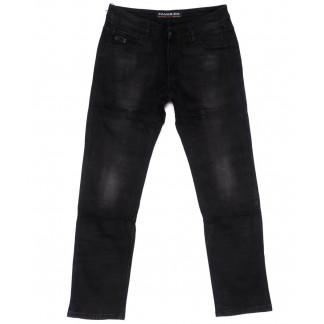 8254 Fangsida джинсы мужские классические темно-серые на флисе зимние стрейчевые (30-38, 8 ед.)  Fangsida: артикул 1101582
