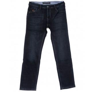 8308 Fangsida джинсы мужские полубатальные синие на флисе зимние стрейчевые (32-38, 8 ед.)  Fangsida: артикул 1101586