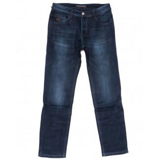 8285 Fangsida джинсы мужские классические синие на флисе зимние стрейчевые (31-38, 8 ед.) Fangsida: артикул 1101587