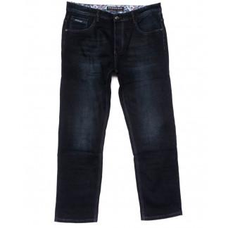 3030 Fangsida джинсы мужские батальные синие на флисе зимние стрейчевые (34-44, 8 ед.)  Fangsida: артикул 1101590