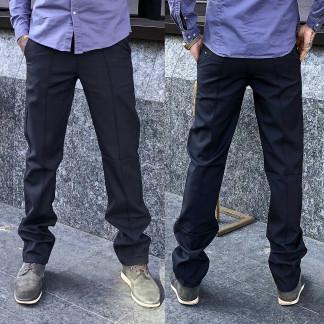 1269-R399-01 Prodigy брюки мужские темно-серые весенние стрейчевые (29-35, 6 ед.) Prodigy: артикул 1107186