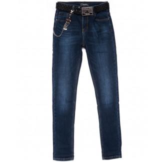 5103 Dknsel джинсы женские полубатальные зауженные синие осенние стрейчевые (28-33, 6 ед) Dknsel: артикул 1101892