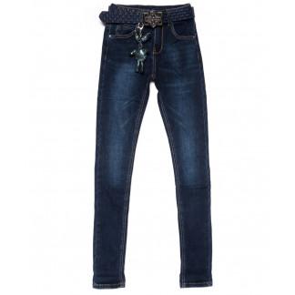 2107 Dknsel джинсы женские зауженные синие осенние стрейчевые (25-30, 6 ед) Dknsel: артикул 1101900