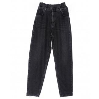 1573 (1573W19) Its джинсы-баллон темно-серые весенние стрейчевые  (34-42, 6 ед.) Its Basic: артикул 1102190