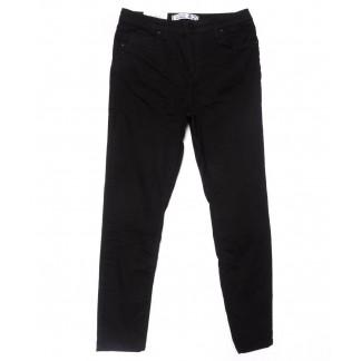 8001 Sasha джинсы женские батальные черные осенние стрейчевые (42-52, 7 ед.) Sasha: артикул 1102194