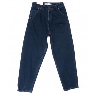 10850 Sasha джинсы-баллон темно-серые весенние стрейчевые  (26-31, 8 ед.) Sasha: артикул 1102206