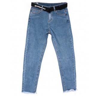 3607 New jeans мом синий весенний коттоновый (25-30, 6 ед.) New Jeans: артикул 1102248